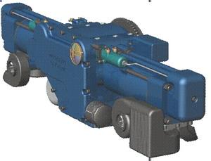 Дизель ДК2 , диаметр цилиндров 140 мм, ход поршня 152 мм, мощность 131 кВт